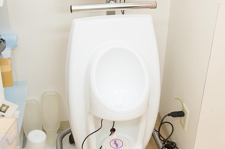 尿流量測定器(ウロフロメーター)