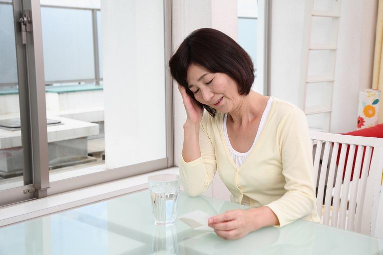 女性の更年期障害