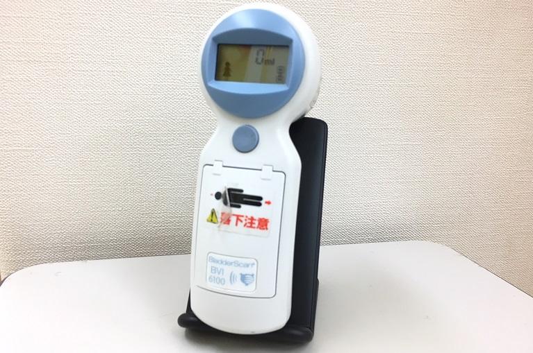 残尿測定器
